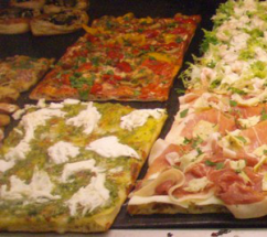 Garniture pâte à pizza