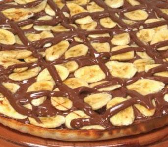 recette pizza chocolat banane p te pizza. Black Bedroom Furniture Sets. Home Design Ideas